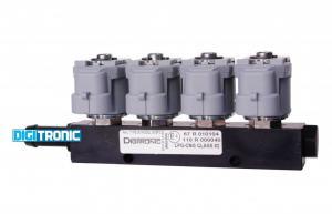 Рейка Digitronic тип 33 - 4 цил./ 2 Ом BFC